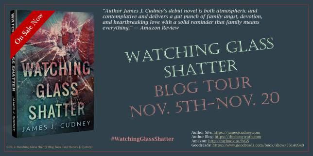 Watching Glass Shatter - Tour Banner