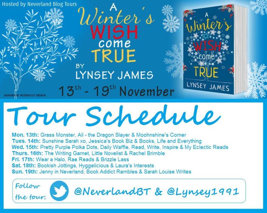 A Winter's Wish Come True - Tour Schedule
