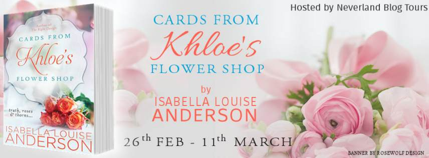 Cards From Khloe's Flower Shop - Tour Banner