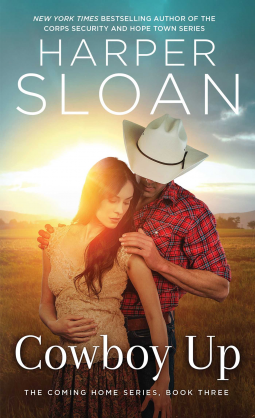 #BlogTour: Cowboy Up by Harper Sloan @HarperSloan @Pocket_Books @eternal_books #Review