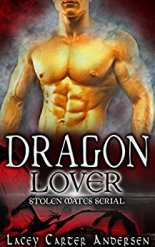 Dragon Lover - Lacey Carter Andersen