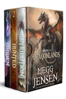 Dragonlands - Megg Jensen
