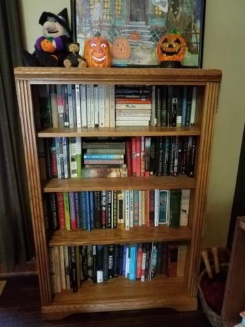 My additional shelf