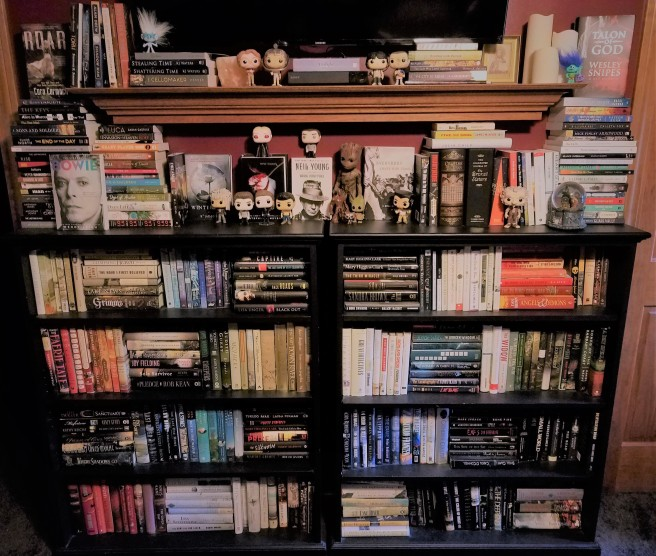 My Favorite Bookshelf
