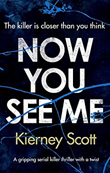 Birthday & Release Day Giveaway: Now You See Me by Kierney Scott @Kierney_S @bookouture