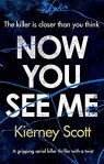 Now You See Me - Kierney Scott - New Cover