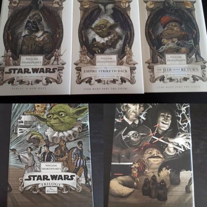 Shakespeare's Star Wars Trilogy
