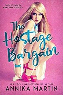 The Hostage Bargain - Annika Martin