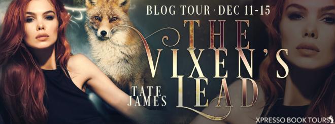 The Vixen's Lead - Tour Banner