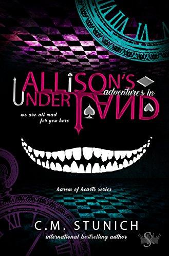 #Review: Allison's Adventures in Underland by C.M. Stunich@CMStunich