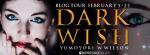 Dark Wish - Tour Banner