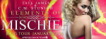 Elements of Mischief - Tour Banner