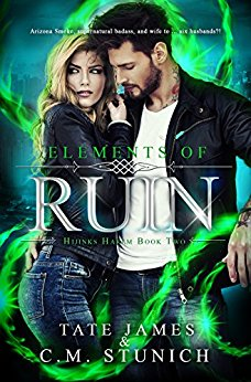 Elements of Ruin - Tate James & C.M. Stunich