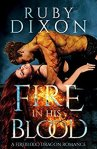 Fire in his Blood - Ruby Dixon