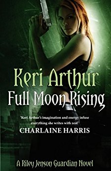 #Review: Full Moon Rising by Keri Arthur @kezarthur @PiatkusBooks