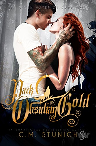 Pack Obsidian Gold - C.M. Stunich