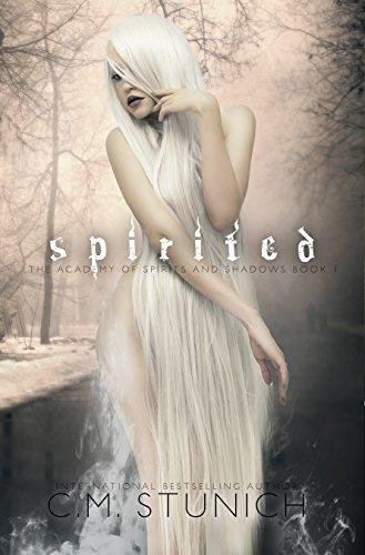 Spirited - C.M. Stunich