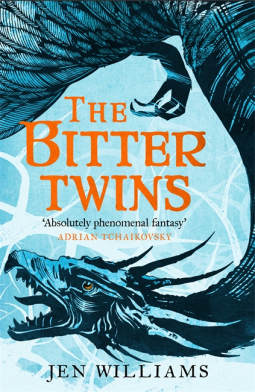 #Review: The Bitter Twins by Jen Williams @sennydreadful @headlinepg
