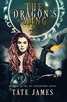 #Review: The Dragon's Wing by Tate James @TateJamesAuthor