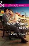 What Belongs to Her - Rachel Brimble