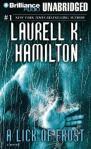 A Lick of Frost - Laurell K. Hamilton