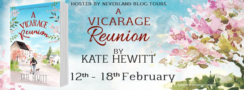 A Vicarage Reunion - Kate Hewitt