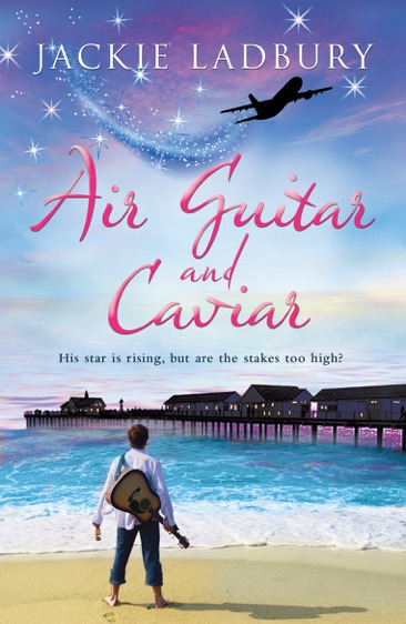 Air Guitar and Caviar - Jackie Ladbury