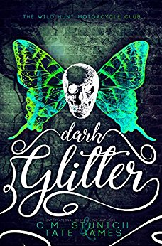 #BlogTour: Dark Glitter by C.M. Stunich & Tate James @CMStunich @TateJamesAuthor @XpressoTours #Review #Giveaway