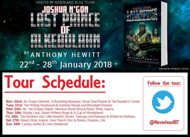 Joshua N'Gon - Tour Schedule