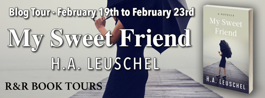 My Sweet Friend - Tour Banner