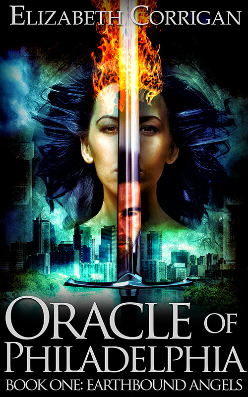 #Interview Elizabeth Corrigan – Oracle of Philadelphia @ERCorrigan @RAPublishing