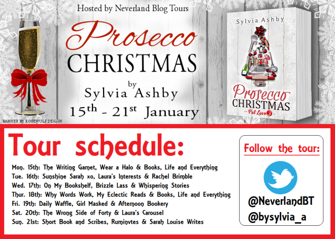 Prosecco Christmas - Tour Schedule