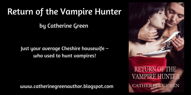 Return of the Vampire Hunter - Banner