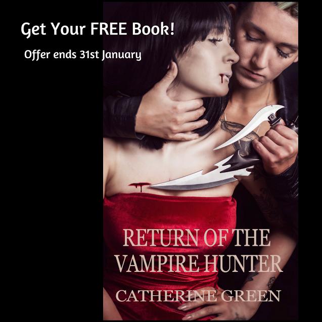 Return of the Vampire Hunter - Promo Image