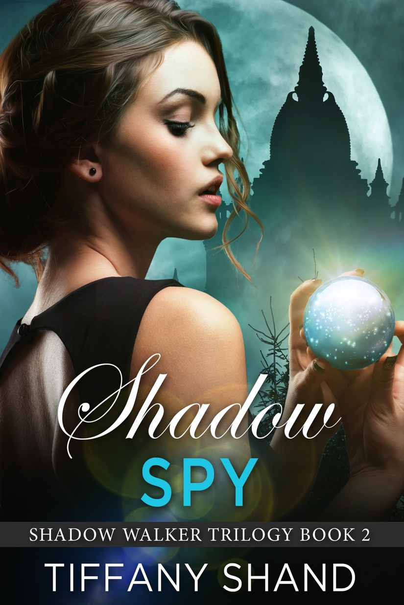 #BlogTour: Shadow Spy by Tiffany Shand @TiffanyShand #Review