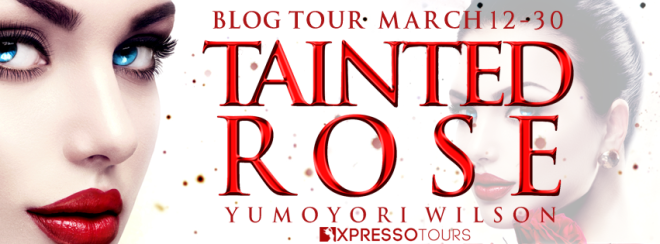 Tainted Rose - Tour Banner