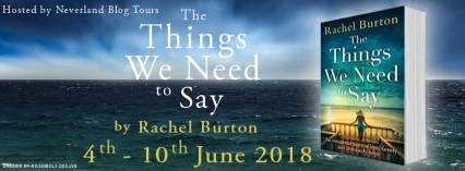 The Things We Need to Say - Tour Banner