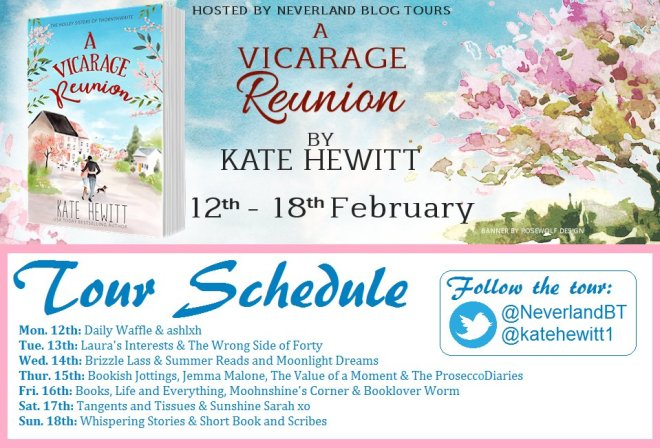 A Vicarage Reunion - Tour Schedule