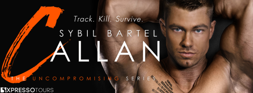#CoverReveal: Callan by Sybil Bartel @SybilBartel @XpressoTours