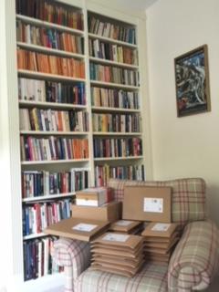 Helen Matthews - Bookshelf