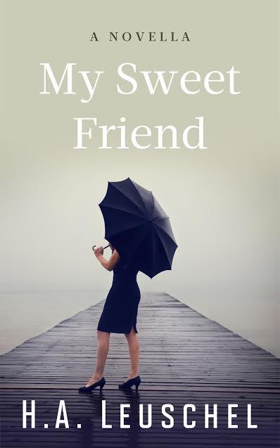 #BlogTour: My Sweet Friend by H.A. Leuschel @HALeuschel @shanannigans81#Excerpt