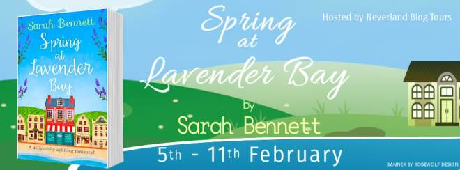 Spring at Lavender Bay - Tour Banner
