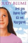 Are You There God It_s me Margret - Judy Blume