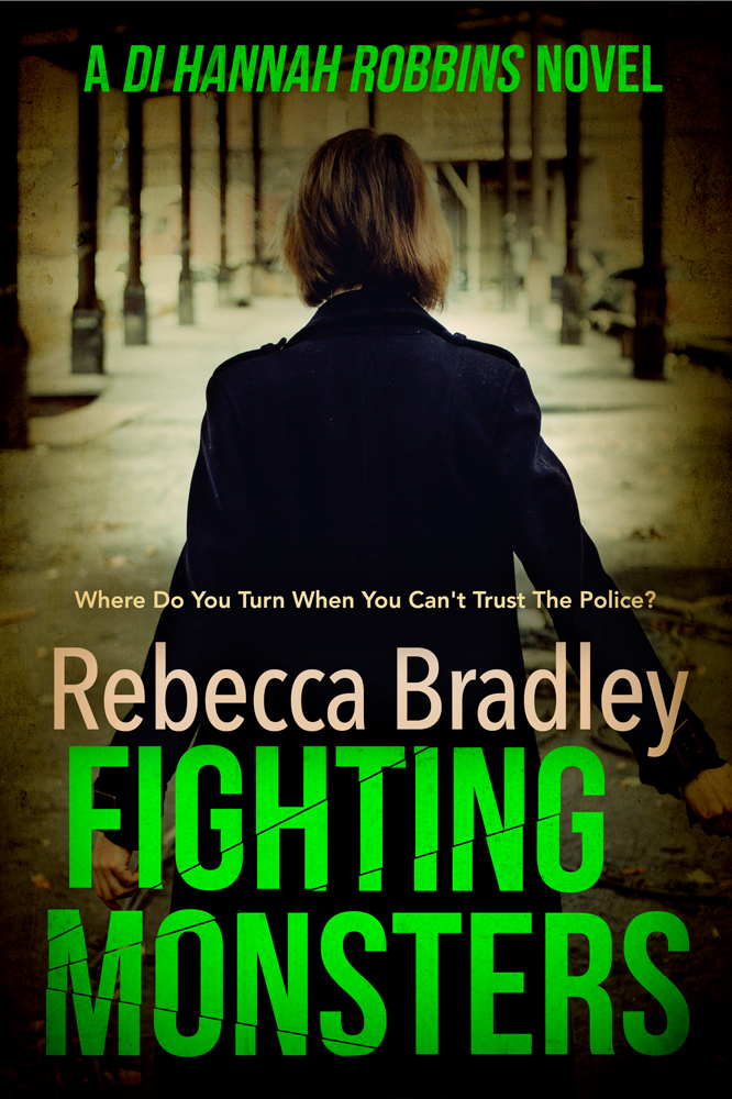 #BlogTour: The Authors Bookshelf Special Edition – Rebecca Bradley – Fighting Monsters @RebeccaJBradley