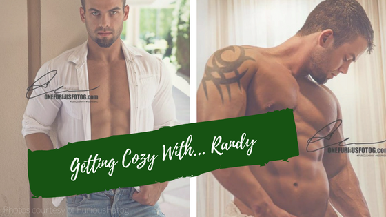 Getting Cozy With… Randy Richards