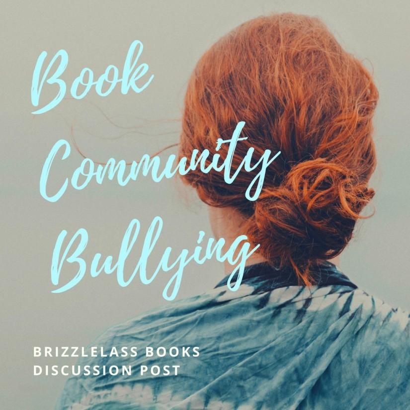 Discussion Post: Book Community Bullying#antibullying