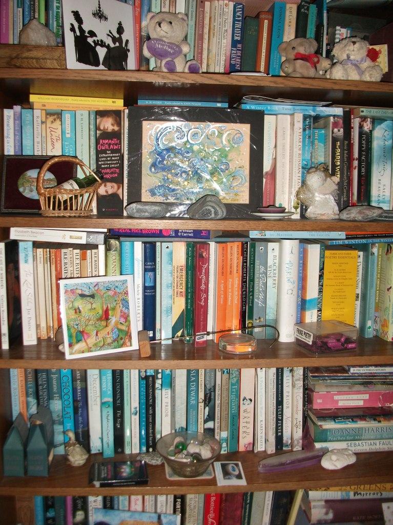 Sue Johnson - Bookshelf