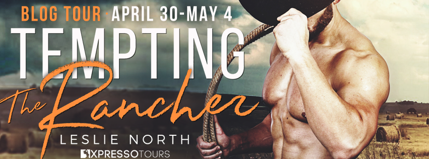 Tempting the Rancher - Tour Banner