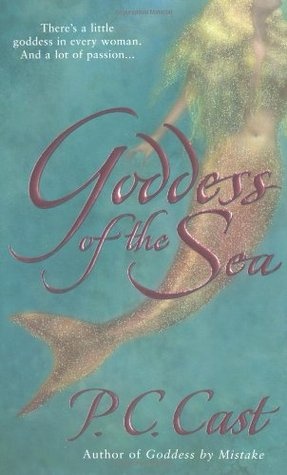 #Review: Goddess of the Sea by P.C. Cast @pccastauthor