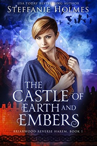 #Review: The Castle of Earth and Embers by Steffanie Holmes @steffmetal